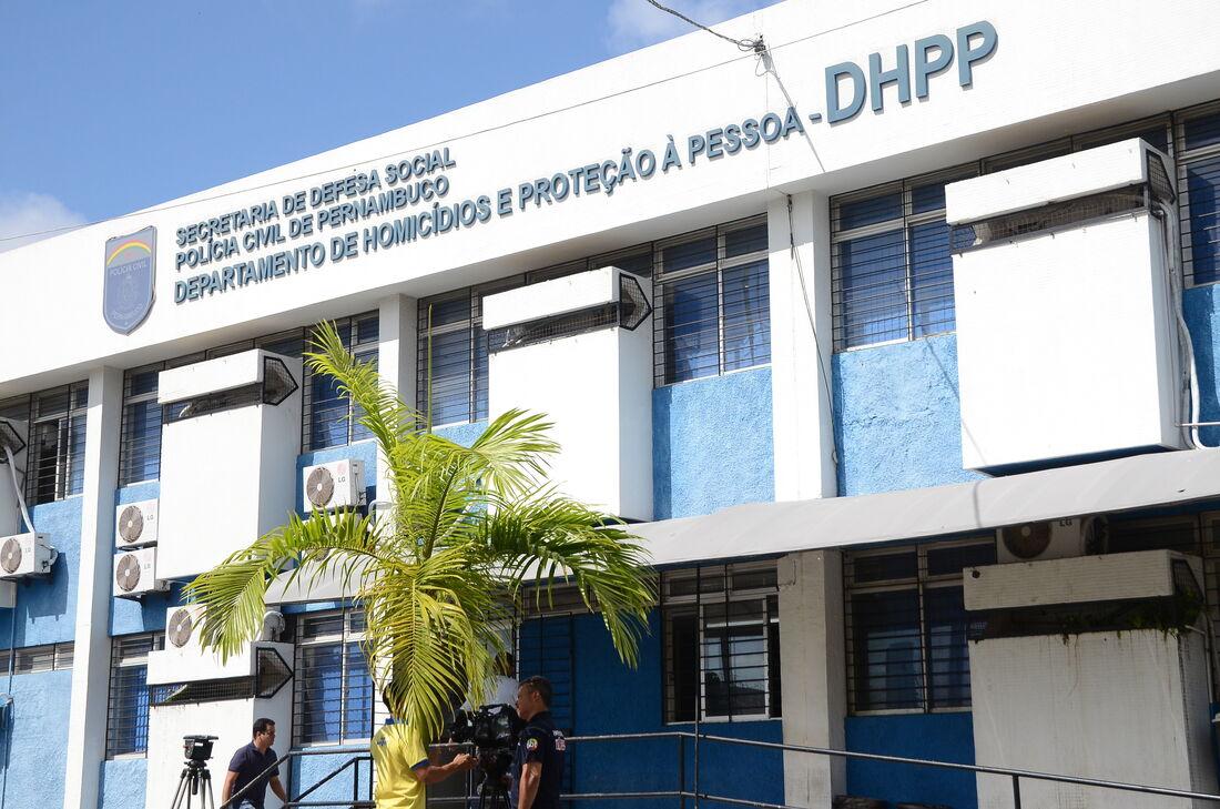 DHPP, no Recife