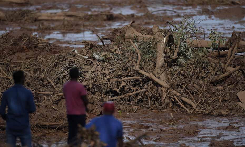 Rompimento da barragem aconteceu nessa sexta-feira (25) em Brumadinho, MG
