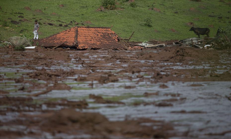 Barragem da Vale rompeu nesta sexta-feira (25)