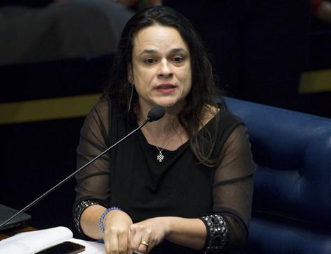 Deputada estadual Janaina Paschoal (PSL-SP)