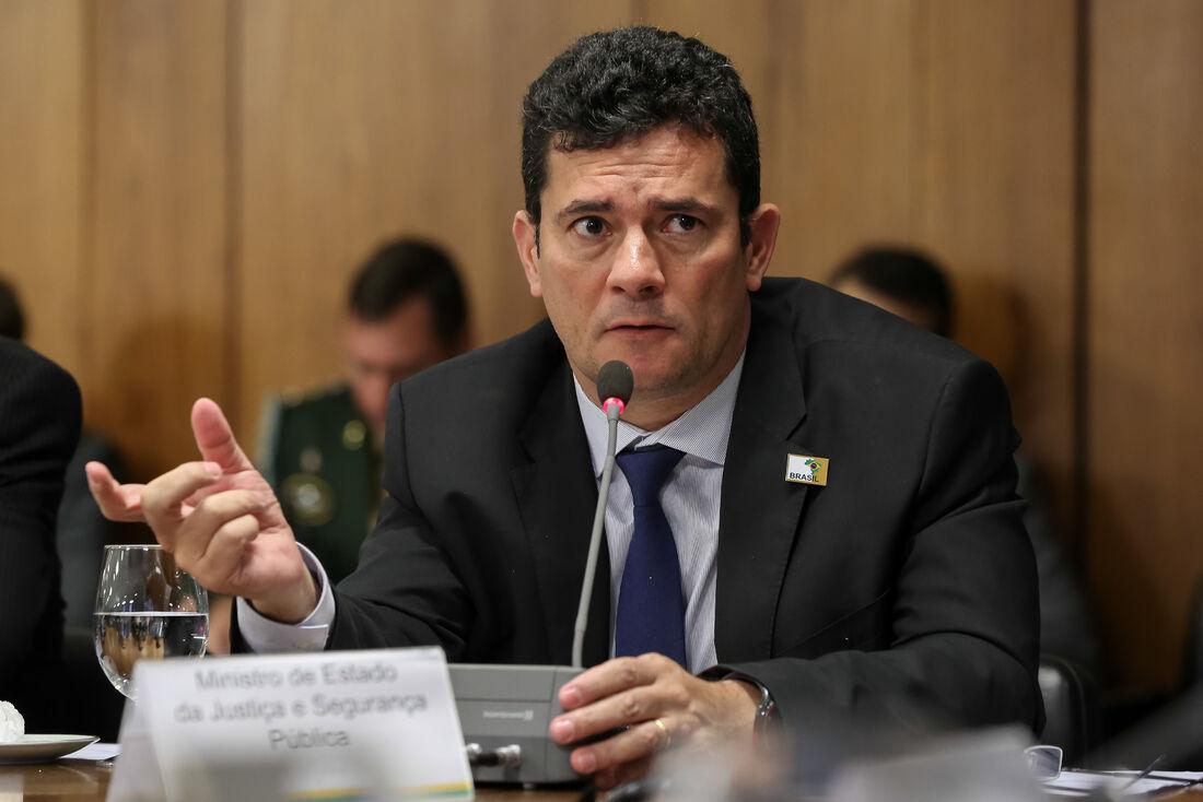 Sergio Moro, ex-ministro da Justiça e da Segurança Pública