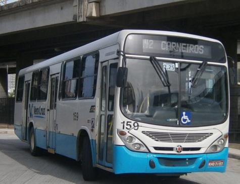 Linha de ônibus Três Carneiros/TI Tancredo Neves