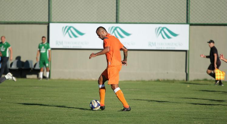 Allan Dias chegou ao Santa Cruz para a disputa da temporada 2019