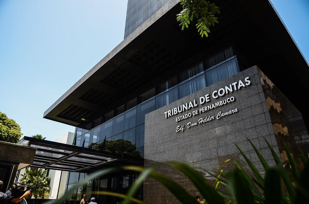 Sede do Tribunal de Contas do Estado de Pernambuco
