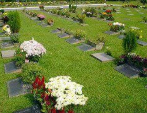 Cemitério Jardim da Saudade, em Paciência, Rio de Janeiro