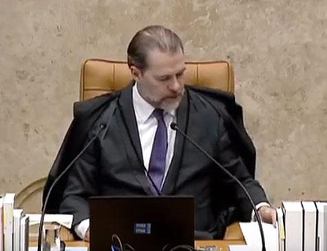 Presidente do STF (Supremo Tribunal Federal), Dias Toffoli, restringiu a utilização de relatórios do antigo Coaf