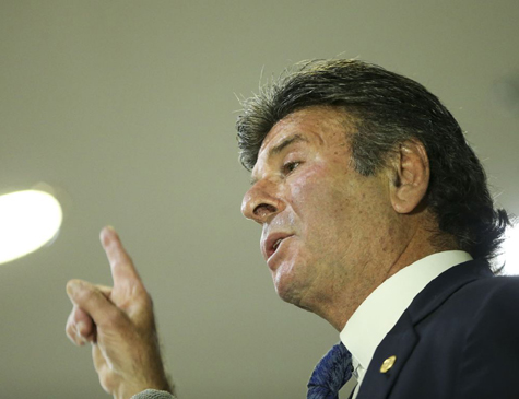 Luiz Fux, ministro do Supremo Tribunal Federal (STF)