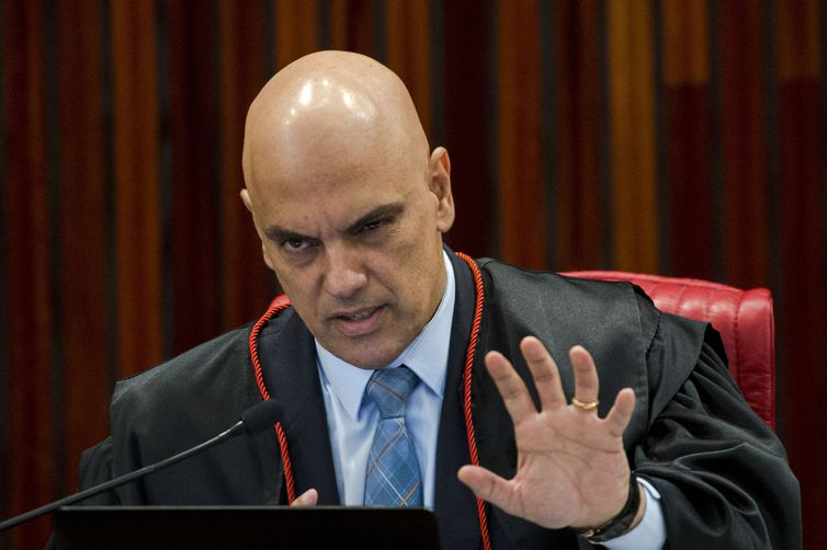Ministro do STF Alexandre Moraes