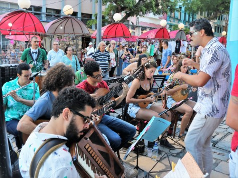 Orquestra Malassombro teve projeto contemplado em uma das edições do Funcultiura da Música