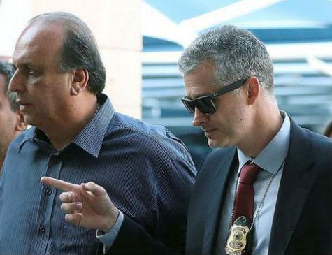 Ex-governador do RJ, Pezão