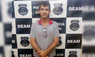 A polícia e Anápolis prendeu Sandro Teixeira de Oliveira, filho do médium João de Deus