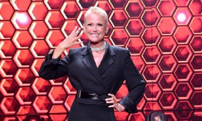 Xuxa mudou visual para comandar programa 'The Four Brasil'
