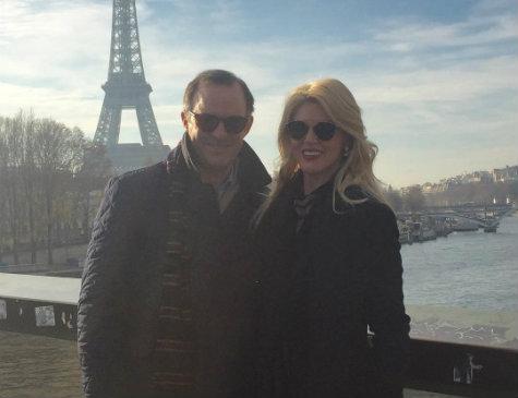 Val Marchiori anunciou o fim do relacionamento em foto no Instagram