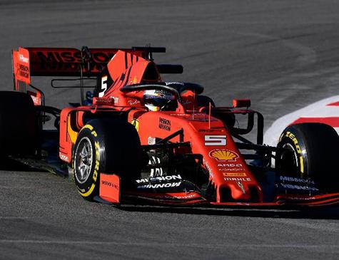Ferrari não ganha um título desde 2008