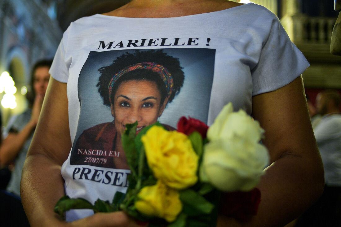 Marielle Franco foi morta 2018