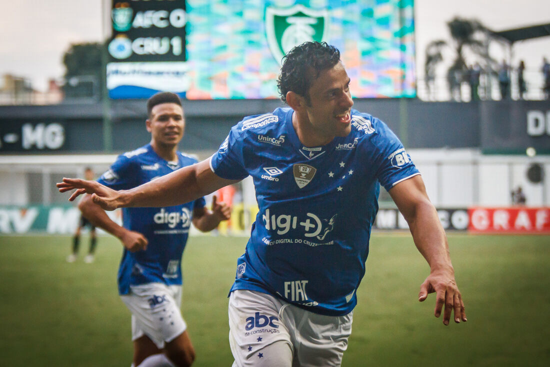 Fred não faz mais parte do Cruzeiro