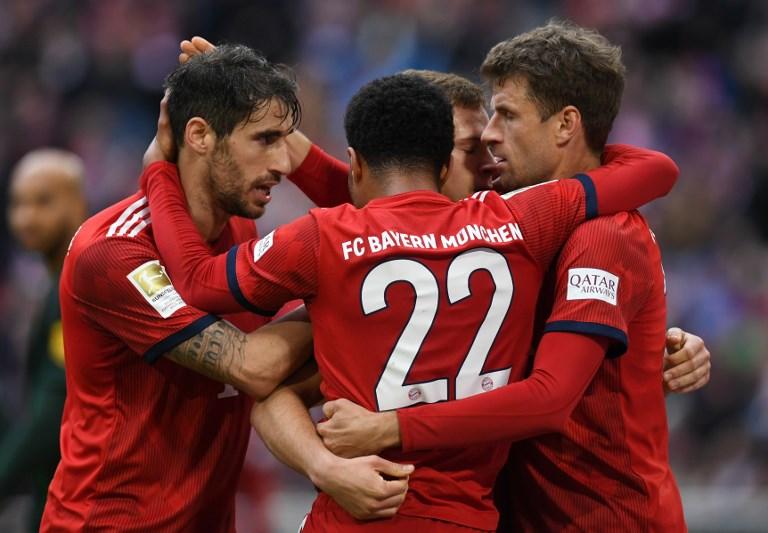 Bayern busca o sétimo título consecutivo da Bundesliga