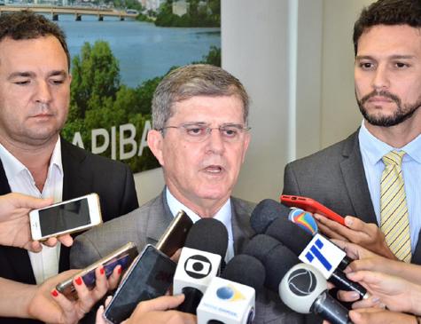 Coletiva de imprensa no Recife anunciou o projeto-piloto