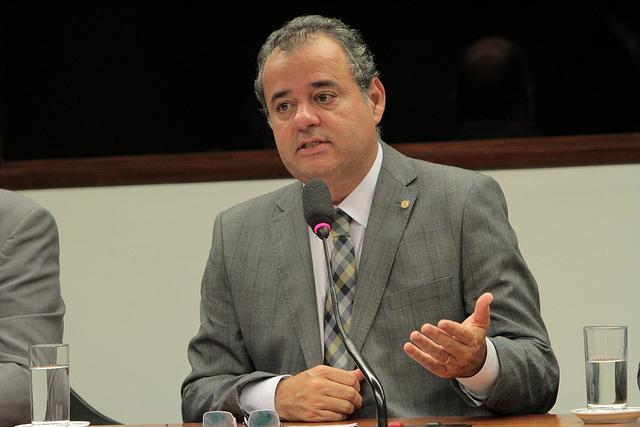 Deputado Danilo Cabral (PSB-PE)