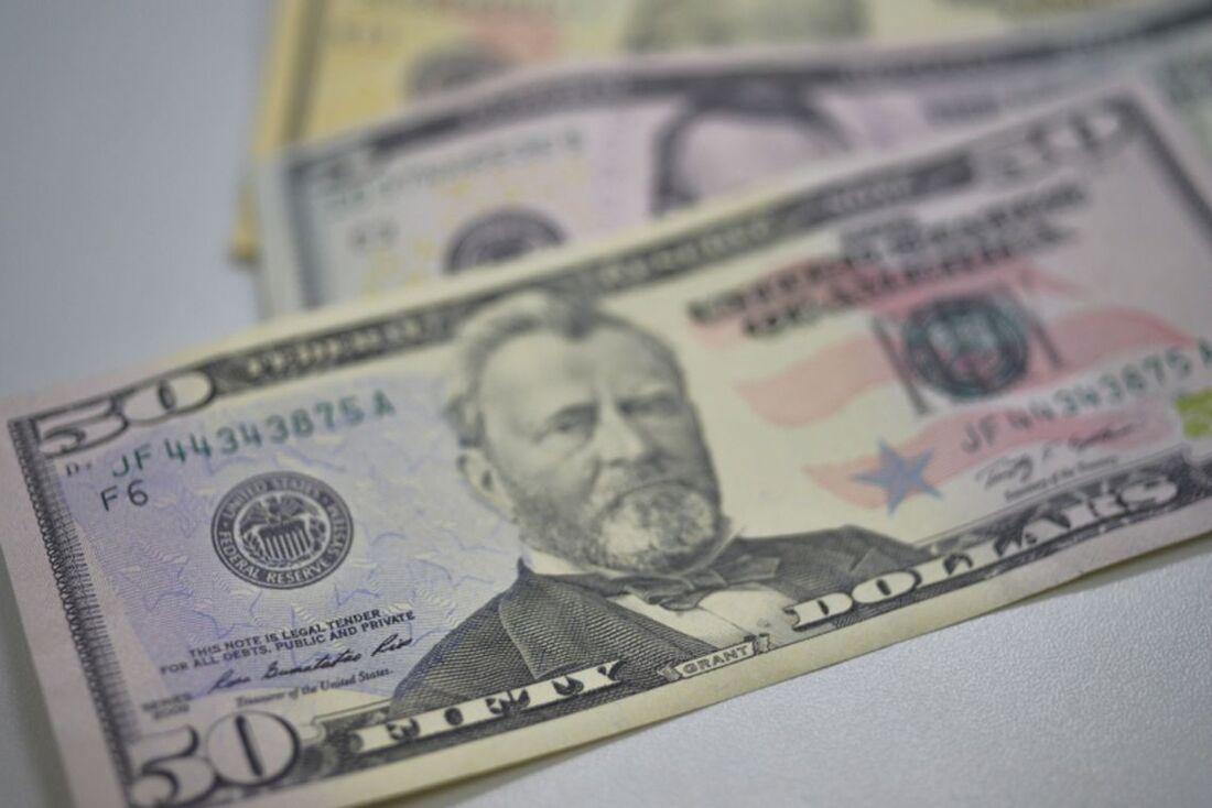 Dólar, moeda americana