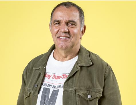 Humberto Martins é Herculano em 'Verão 90'