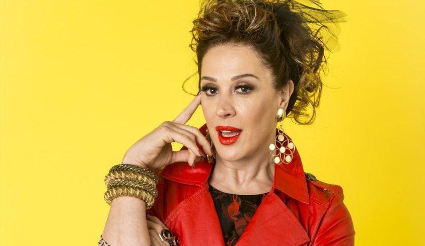 Cláudia Raia é Lidiane em 'Verão 90'