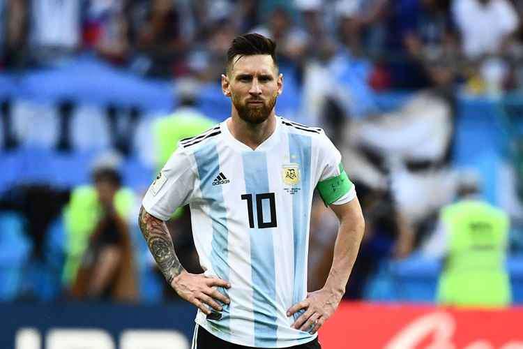 Craque argentino, Lionel Messi