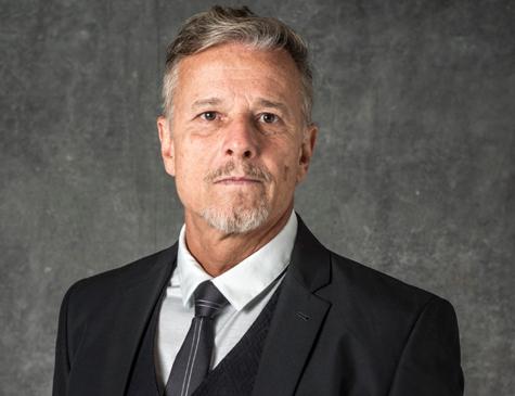 Marcello Novaes é Sampaio em 'O Sétimo Guardião'