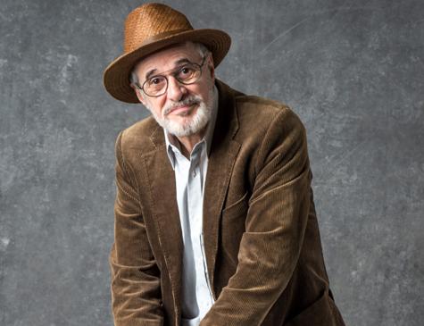 Marcos Caruso é Sóstenes em 'O Sétimo Guardião'