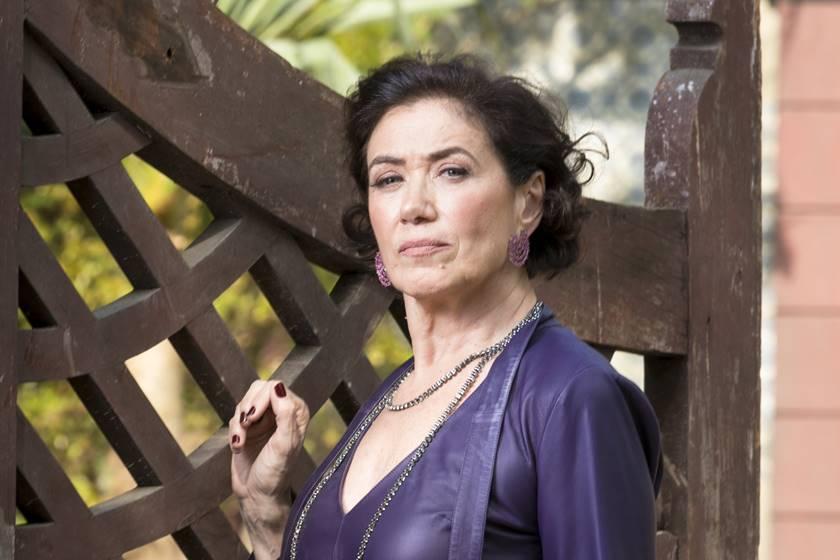 Lília Cabral é Valentina em 'O Sétimo Guardião'