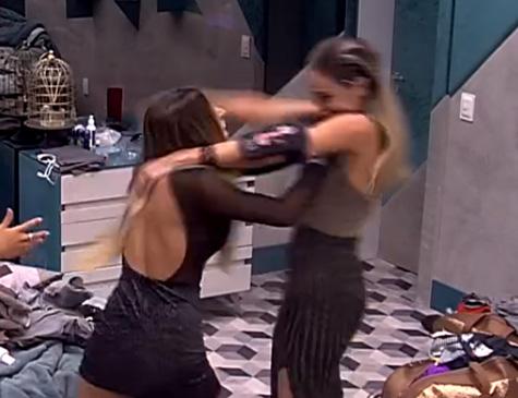 Briga entre as sisters ocorreu durante a madrugada