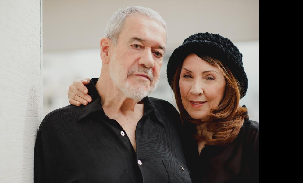 Airto Moreira e Flora Purim são ícones do gênero jazz