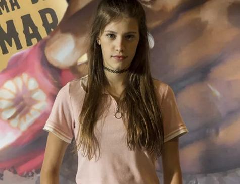 Caroline Dallarosa é Anjinha em 'Malhação'