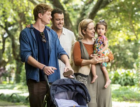 'Toda Forma de Amar' se refere à história das duas mães e às diversas relações entre os personagens dentro da narrativa
