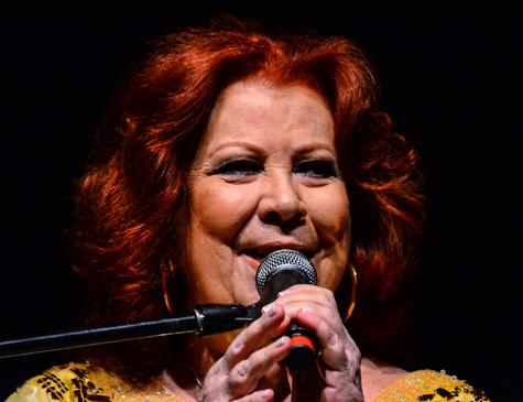 Beth Carvalho, cantora
