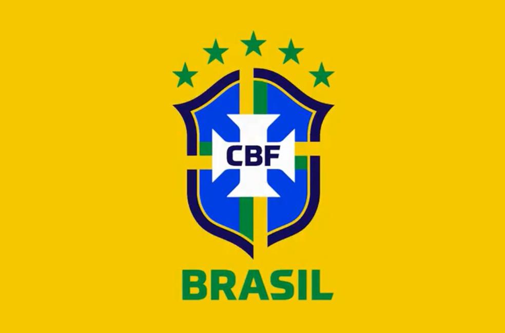 Novo escudo da Confederação Brasileira de Futebol (CBF)