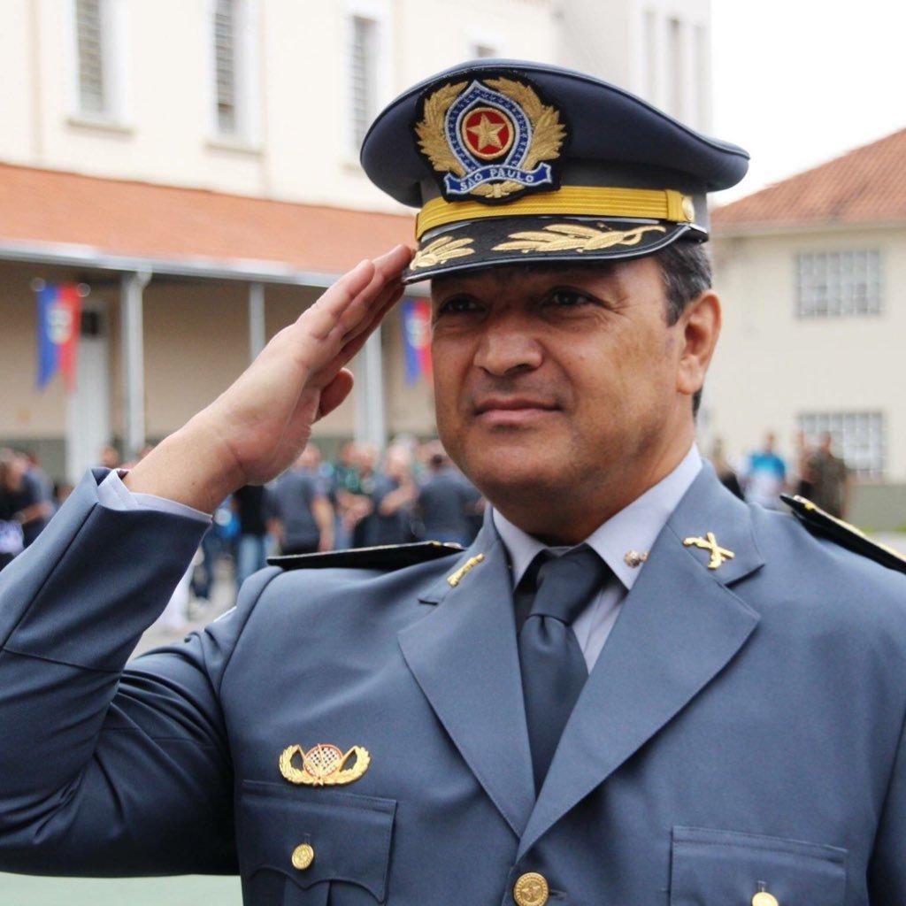 Coronel PM Homero de Giorge Cerqueira