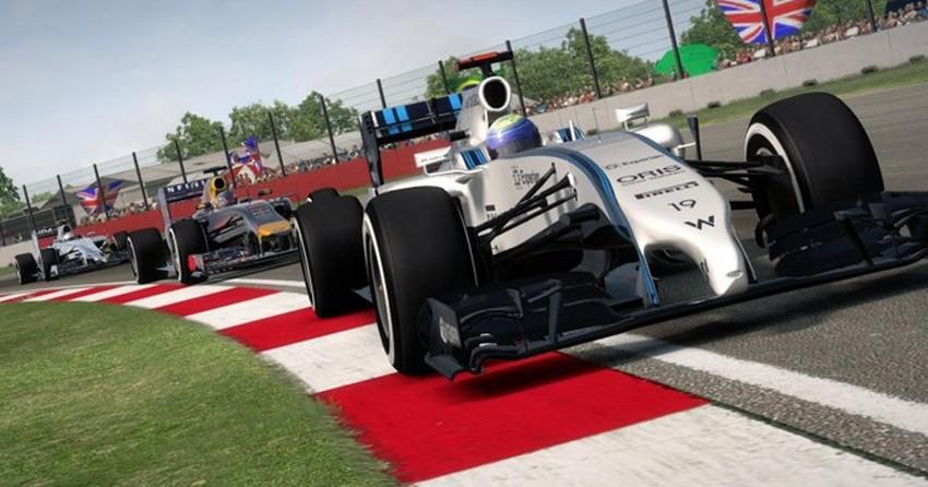 O design dos autódromos e a ambientação dos países são os pontos que mais se assemelham entre o game oficial da F-1 e os simuladores das equipes.