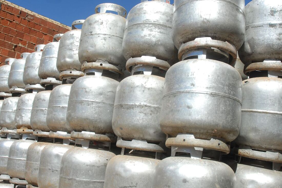 Gás de cozinha é um dos elementos principais na casa do brasileiro