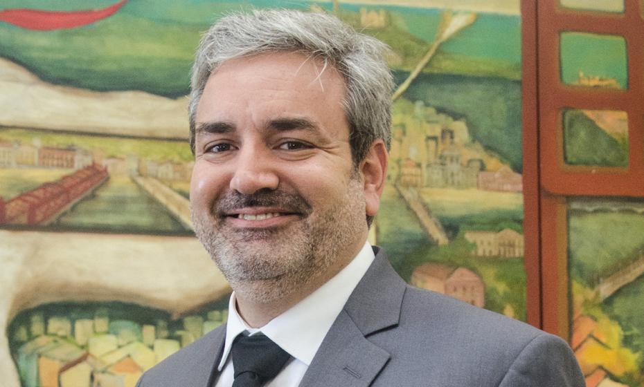 Gilberto Freyre Neto, secretário estadual de Cultura