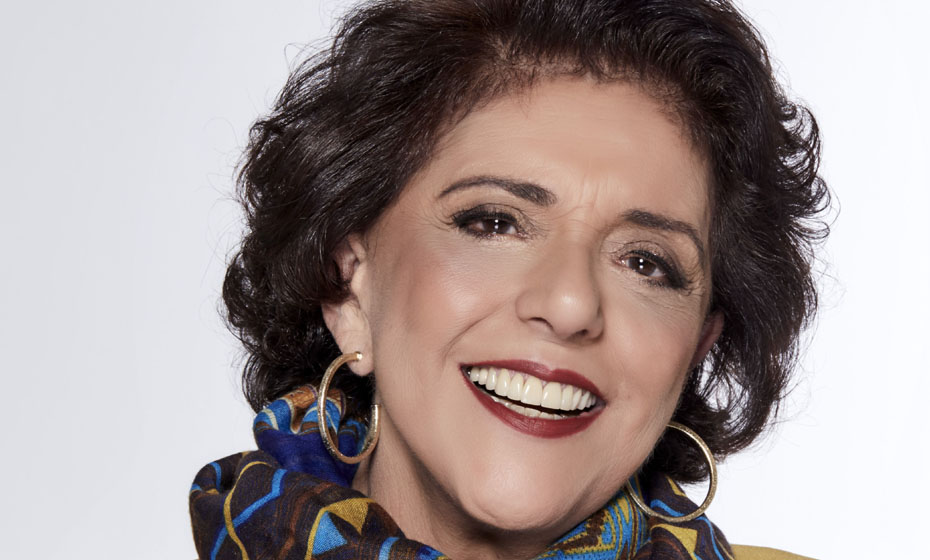 Leda Nagle, apresentadora e jornalista