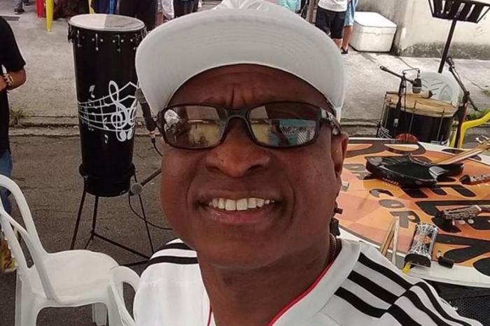 Evaldo dos Santos Rosa, músico morto durante ação dos militares
