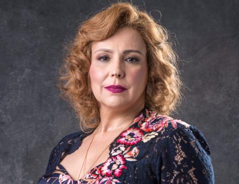 Ana Beatriz Nogueira é Ondina em 'O Sétimo Guardião'