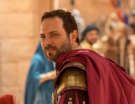 Fernando Pavão é Petronius em 'Jesus'