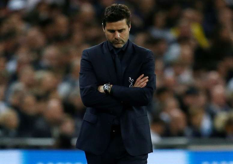 Pochettino, técnico do Tottenham