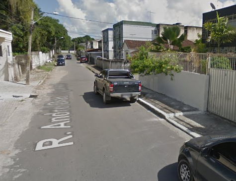 Crime ocorreu na rua André Dias de Figueiredo, no bairro do Barro