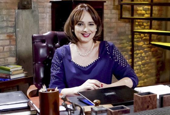 Ruth é a personagem de Myrian Rios em 'As Aventuras de Poliana'