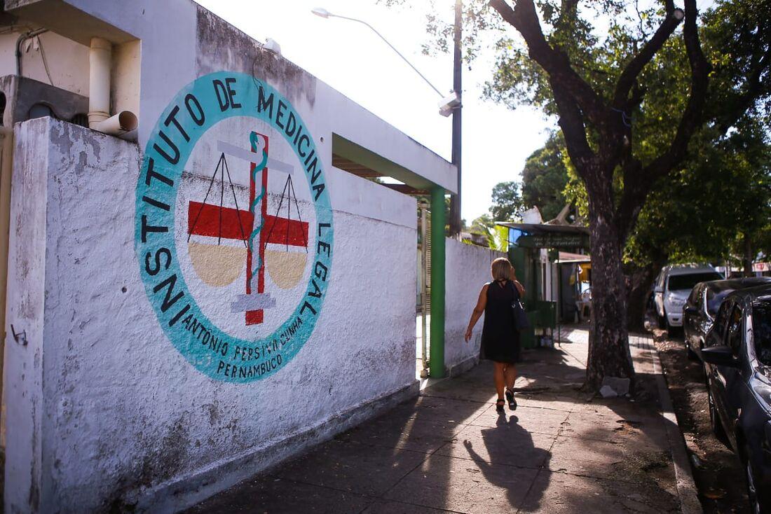 IML do Recife