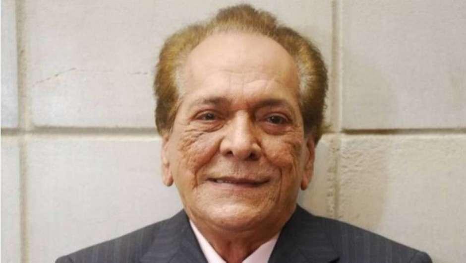 Ator Lúcio Mauro faleceu aos 92 anos, de problemas respiratórios
