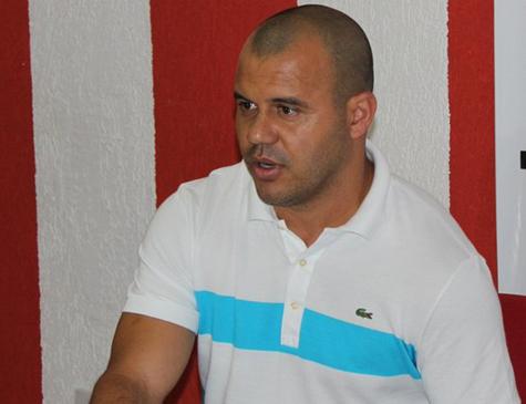 Roni, ex-jogador de futebol